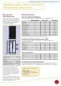 Shell Solar - Photovoltaik - Seite 2