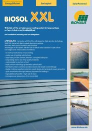 www.biohaus.de