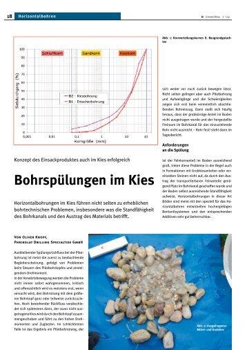 """Artikel """"Bohrspülungen im Kies"""" - Phrikolat"""