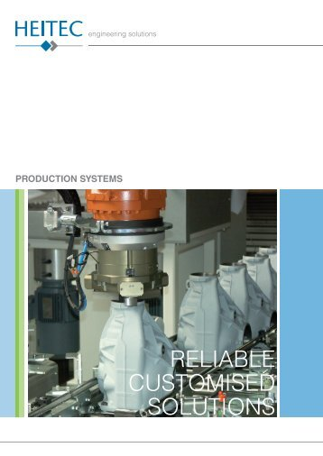 HEITEC Production Systems - Reliable Customised Solutions