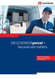 Schenkerparcel - DB Schenker