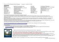 Protokoll der Gründungssitzung am 4.10.2006