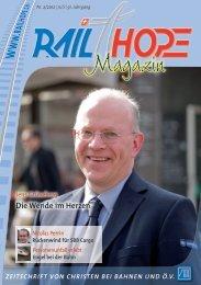 RailHope Magazin 2/2012