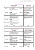 Scientific Programme - Page 7