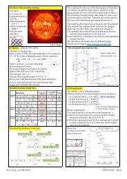 (a) Solar neutrino mystery, (b)Geo-neutrinos