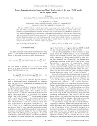 Exact diagonalization and quantum Monte Carlo study of the spin-1 ...