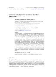 Universal role of correlation entropy in critical phenomena