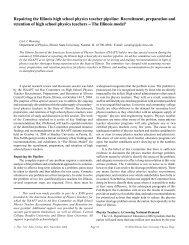 jpteo nov 04 - Department of Physics - Illinois State University