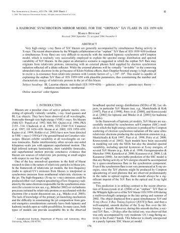 pdf file - Department of Physics & Astronomy - Ohio University