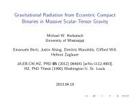 Gravitational Radiation in Massive Scalar-Tensor Gravity