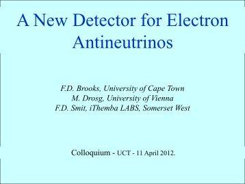 slides - University of Cape Town