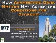 Full PDF of Talk Slides - University of Pittsburgh