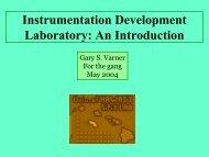 IDLab Introduction on May 26, 2004