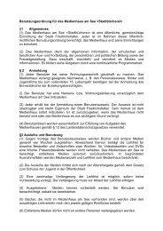 Benutzungsordnung 2007