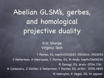 Abelian GLSMs, gerbes, and homological projective duality