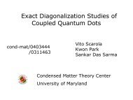 Exact Diagonalization Studies of Coupled Quantum Dots
