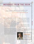 College of Science Magazine, Fall 2007 - Physics - Virginia Tech - Page 3