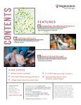 College of Science Magazine, Spring 2009 - Physics - Virginia Tech - Page 2