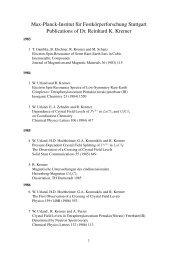 List of Publications - Physics Department @ Brock University