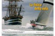 La fisica della vela