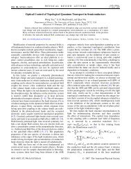 Optical Control of Topological Quantum Transport in Semiconductors