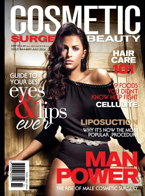 Cosmetic Surgery and Beauty Magazine #64