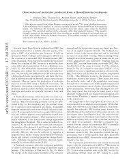 arXiv:cond-mat/0307440 v1 17 Jul 2003