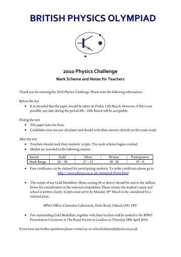 Unit 6 biology edexcel coursework mark scheme