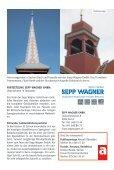 Publireportage Sepp Wagner GmbH, Kerns - Seite 3