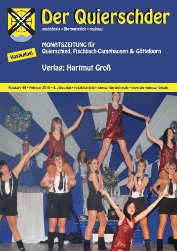 """Schüler-Konzert """"Junge Meister"""" am 24. Februar ... - Der Quierschder"""