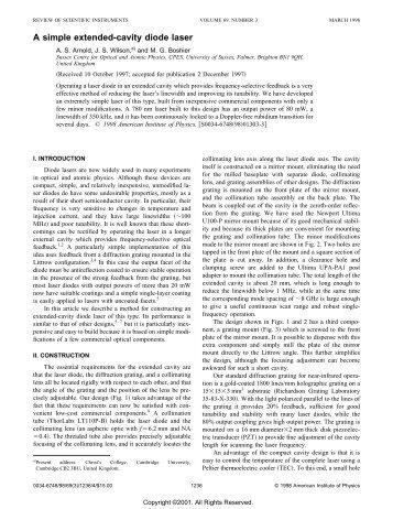 Laser Design Paper