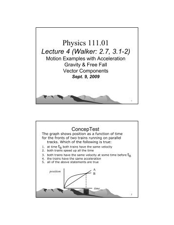 Lecture 4 Notes (PDF) - SFSU Physics & Astronomy