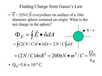 Lecture 4 (PDF) - SFSU Physics & Astronomy