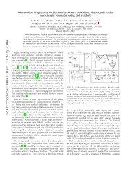 arXiv:cond-mat/0405710 v1 31 May 2004