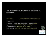 Does neutrino flavor mixing cause oscillations in decay rates?