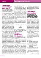 Gemeinsam, Gemeindebrief St. Georg, St. Lukas, Dietrich-Bonhoeffer Bremen - Seite 6