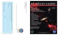el obser vador - Department of Physics and Astronomy