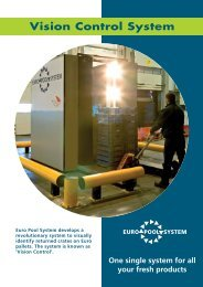 Vision Control System - Euro Pool System