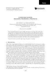 International Journal of Modern Physics A (Zhang & Meszaros 2004)