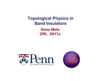 Topological bernevig and insulators topological superconductors pdf