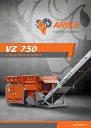 ARJES VZ 750 (EN)