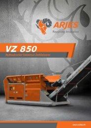 ARJES VZ 850 (DE)