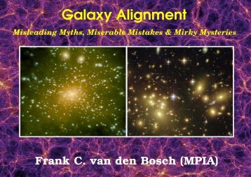 Myths and Mysteries of Galaxy Alignment