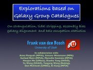 Explorations with Galaxy Group Catalogues
