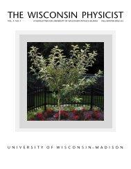 Vol. 09 No. 1, 2002 - Department of Physics - University of ...