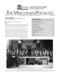 Vol. 05 No. 1, 1998 - Department of Physics - University of ...