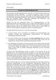 Handout zum Workshop - PhysicsNet