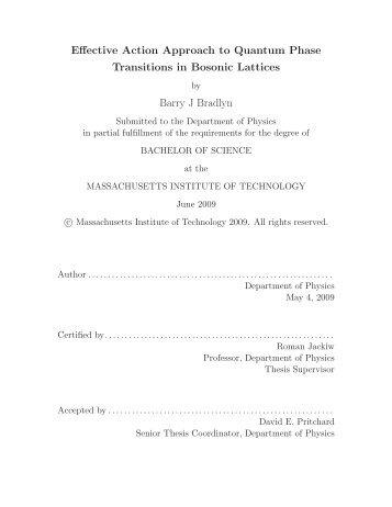 bachelor thesis ezb