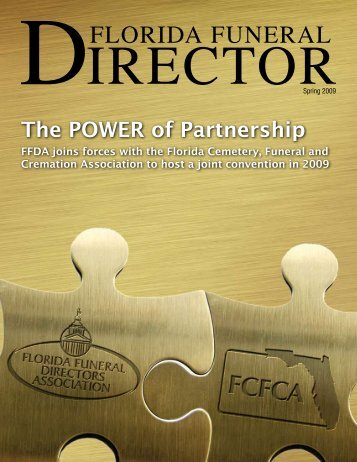 The Power of Partnership - Florida Cemetery, Cremation and ...
