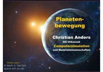 Planeten- bewegung